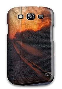 Premium YjlQcUm26424SYYmw Case With Scratch-resistant/ Memorial Case Cover For Galaxy S3