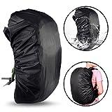 IDOMIK Backpack Rain Cover Waterproof Pack Covers Large...