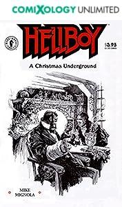 Hellboy: A Christmas Underground