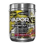 MuscleTech Performance Series Vapor X5 Next Gen Pre-Workout Powder, Fruit Punch Blast, 263 Gram