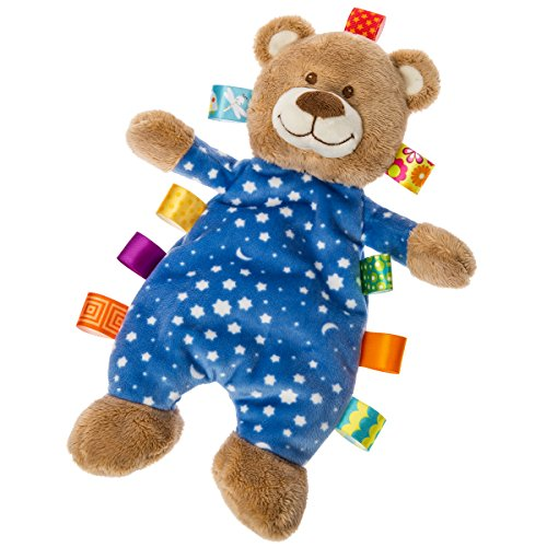 - Taggies Starry Night Teddy Bear Lovey Soft Toy