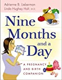 img - for Nine Months and a Day: A Pregnancy and Birth Companion (Non) by Adrienne B. Lieberman (2003-03-15) book / textbook / text book
