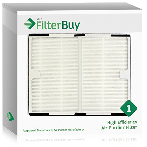 FilterBuy Idylis A Filter; Idylis # IAF-H-100A. Design by FilterBuy to fit Idylis Air Purifiers IAP-10-100 & IAP-10-150. (Type Filter Idylis A)