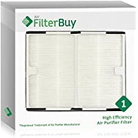 FilterBuy Idylis A Filter; Idylis # IAF-H-100A. Design by FilterBuy to fit Idylis Air Purifiers IAP-10-100 & IAP-10-150.