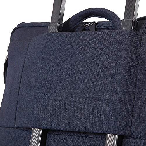 tracolla regolabile con Blu Messenger portaPC a vari colori 2comparti Nava qwXRI6Y