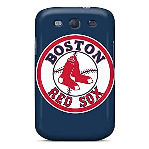 Top Quality Rugged Baseball Boston Red Sox 1 Case Cover For Galaxy S3