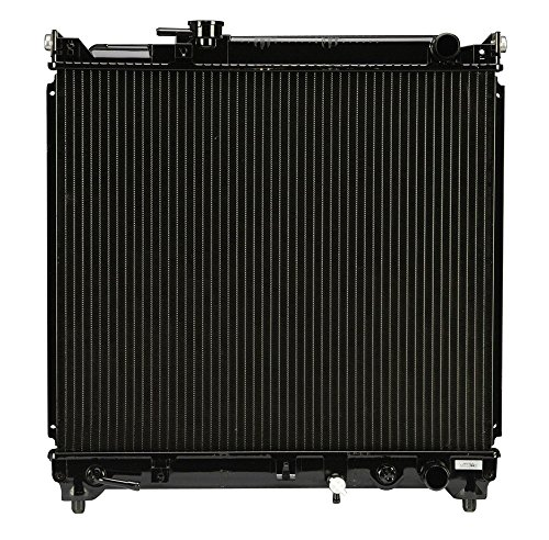 chevy tracker radiator - 7