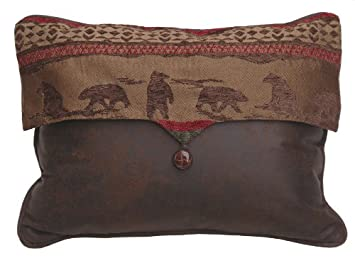 HiEnd Accents Cascade Lodge Envelope Pillow