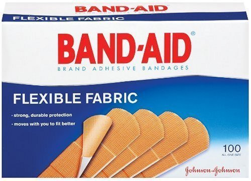 Flexible Fabric Adhesive Bandages, 1