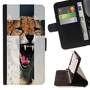 - toy poodle dog? - - Prima caja de la PU billetera de cuero con ranuras para tarjetas, efectivo Compartimiento desmontable y correa para la mu?eca FOR Apple iPhone 6 6S 4.7 King case