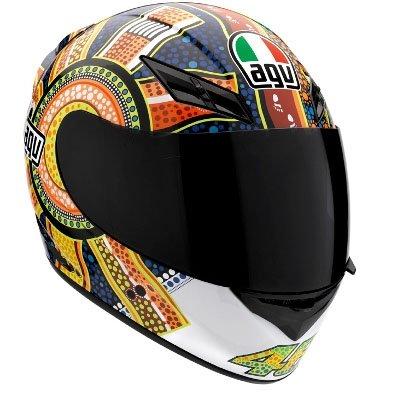 AGV K3 Dreamtime Full Face Motorcycle Helmet