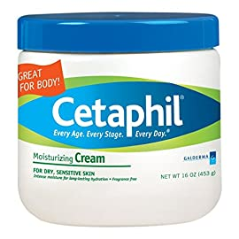 Cetaphil Moisturizing Cream, 1 Ounce(Pack of 12)