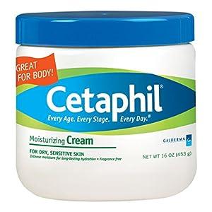 Cetaphil Moisturizing Cream, 1 Ounce(Pack of 12)