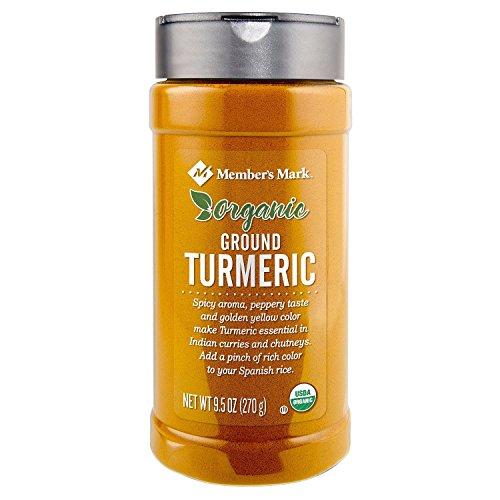 MEMBER'S MARK Organic Ground Turmeric, 9.5 Ounce by Member's Mark