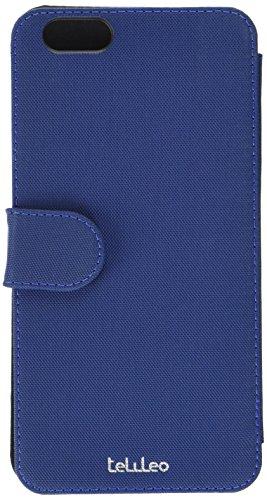 telileo 3430Touch Cases Edition en nylon pour Apple iPhone 6Plus/6S Plus Bleu