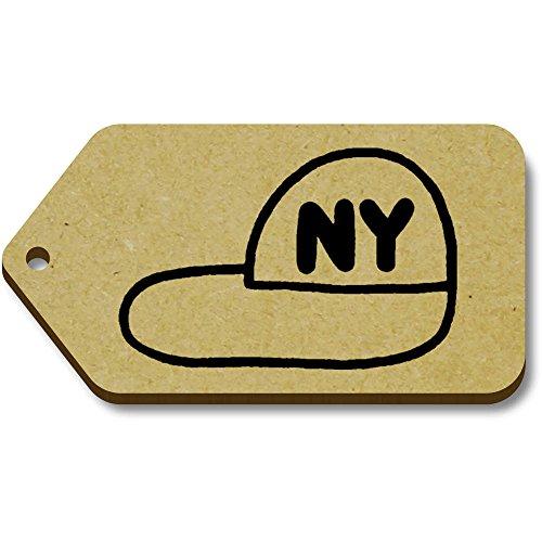 bagaglio regalo baseball 'Berretto tg00058365 66mm X Tag 34mm New da Azeeda 10 York' wqxRvTBwPn