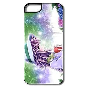 PTCY IPhone 5/5s Custom Funny Love Anime