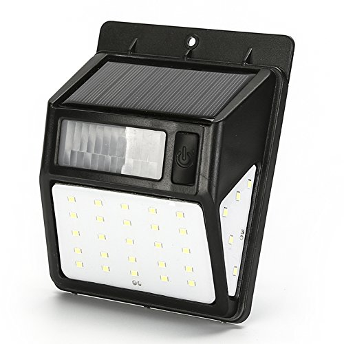 15 Led Solar Pir Motion Sensor Security Shed Light in US - 3