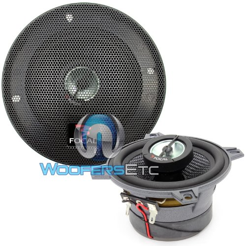 100CA1 - Focal 4' Coaxial Speakers 100-CA1