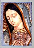 Virgin of Guadalupe Tilma Image Blanket