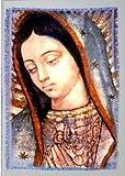 Virgin of Guadalupe Tilma Image Blanket