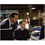 24: Live Another Day Benjamin Bratt as Steve Navarro Leaning Over Giles Matthey as Jordan Reed 8 x 10 inch photo