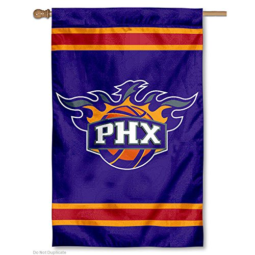 Party Animal Phoenix Suns Banner Nba Flag