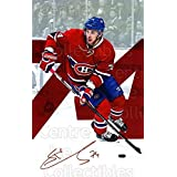 Alexei Emelin Hockey Card 2016-17 Montreal Canadiens Postcards #6 Alexei Emelin