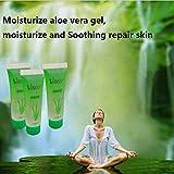 LiPing 18g Natural Without Irritation Aloe Vera Gel Acne Remove Vanishing Moisturizing Hydrating Gel Lotion