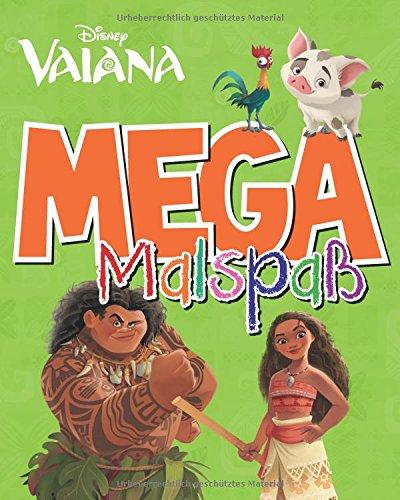 Disney Vaiana Mega Malspaß pdf download (Disney,Disney Vaiana Mega