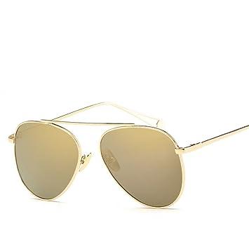 DYEWD Gafas de sol para Hombre y Mujer,Gafas de Sol ...