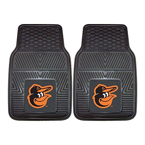FANMATS MLB Baltimore Orioles Vinyl Heavy Duty Car -