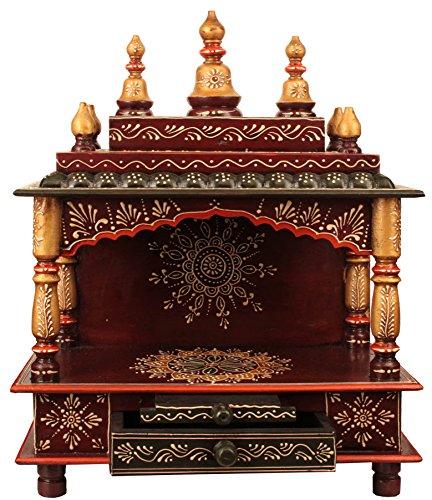 Temple - Wood (Buddhist Shrine)