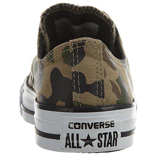Converse - Zapatillas para hombre Camo Jute/White/Black