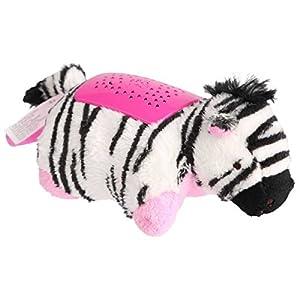Amazon.com: Pillow Pets Dream Lites Mini - Zippity Zebra