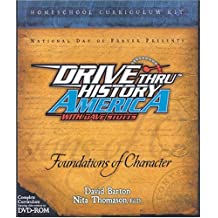 Foundations of Character Homeschool Curriculum Kit (Drive Thru History America)
