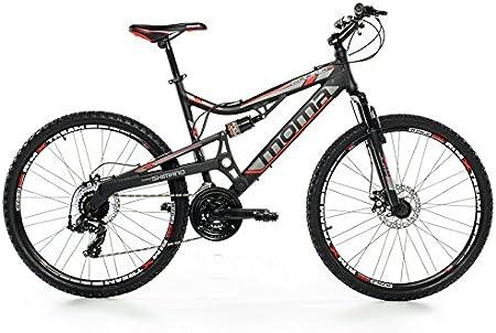 MOMA Bicicleta Equinox 26 (XL): Amazon.es: Deportes y aire libre
