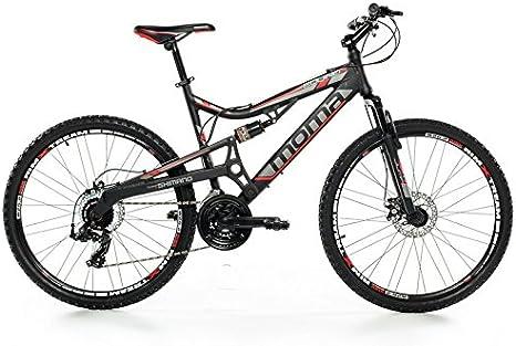 Moma Bicicleta Equinox 26 (L): Amazon.es: Deportes y aire libre