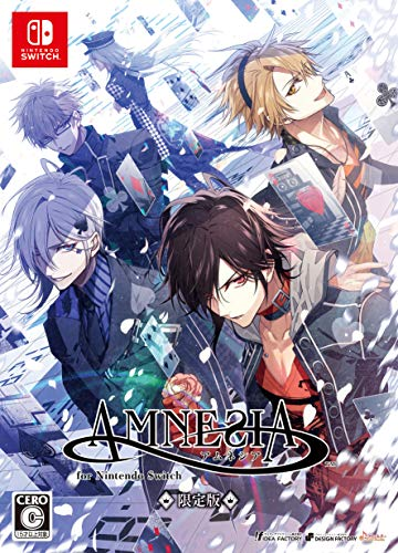 AMNESIA for Nintendo Switch [限定版]
