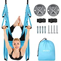 INTEY Aerial Yoga Hammock Trapeze Sling Inversion Tool