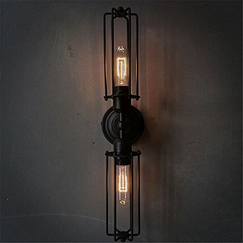 Iron Bathroom Lamp - 2