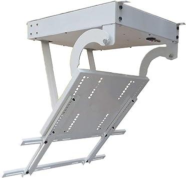 BAOSHISHAN - Percha de techo para televisor de 50 a 70 pulgadas ...