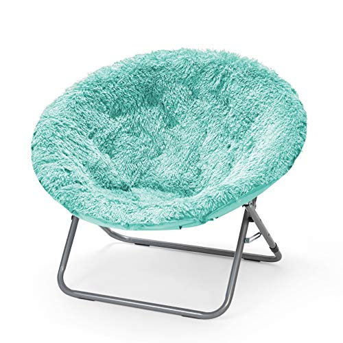 Urban Shop Oversized Mongolian Saucer Chair, ()