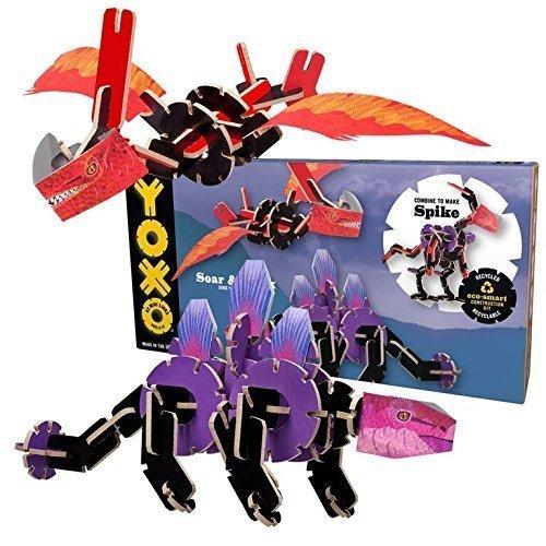【日本未発売】 YOXO Soar & Brick B01AAYSL4M Dinosaur Creative Building Building Creative Toy B01AAYSL4M, Chanter feu シャンテフゥ:3154410f --- a0267596.xsph.ru