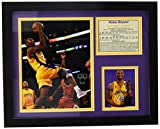 "Legends Never Die ""Kobe Bryant Gold Jersey"" Framed Photo Collage, 11 x 14-Inch"