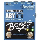 Radial Bones Twin City ABY Amp Switcher