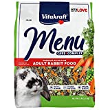 Vitakraft Menu Vitamin Fortified Pet Rabbit Food, 5