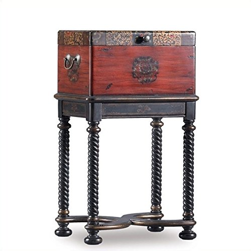 Hooker Furniture Seven Seas Dynasty Box on Stand Accent Table Review