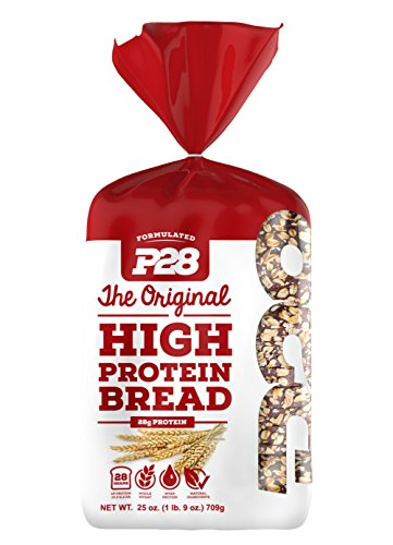 P28 High Protein Bread, 100% Whole Wheat