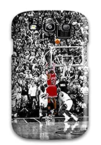 High-quality Durable Protection Case For Galaxy S3(michael Jordan Basketball Nba Chicago Bulls )
